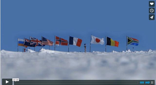 南極点フライト